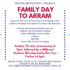 Church Family Day to Arram – Sunday 7th July