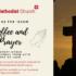 Fortnightly 'Coffee and Prayer'