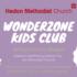 WonderZone Kids Club – Week 2