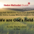 Online Sunday Worship 'We are God's Field' – 15th November 2020