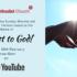 Online Sunday Worship 'Honest to God!' – 28th February 2021